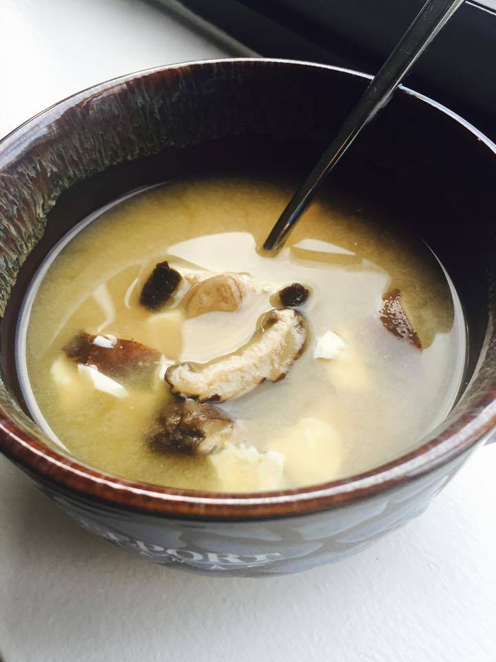 Recipe: Untraditional Miso Soup