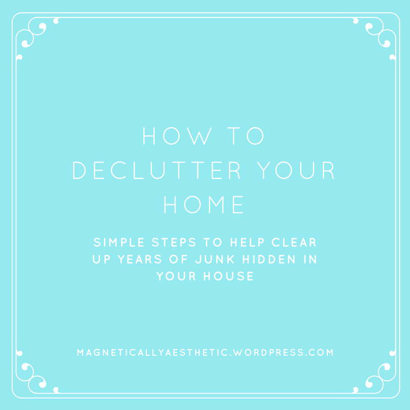 5 Quick Tips to Declutter YourHome