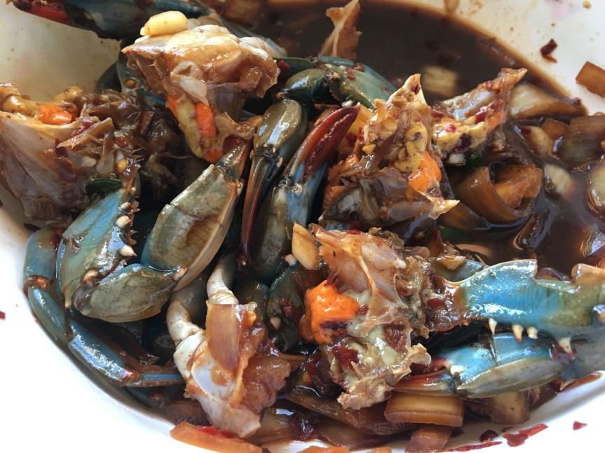 Recipe: Korean Raw Spicy Crab (YangnyeomGejang)