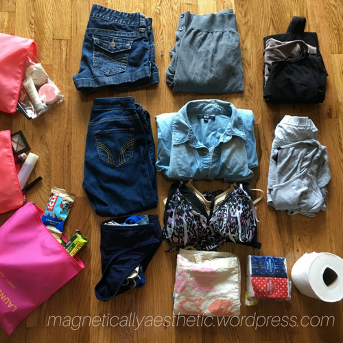 Tips: Packing Light