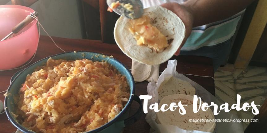 Recipe: Tacos Dorados