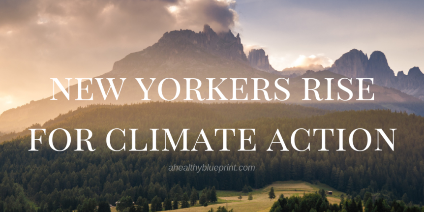 New Yorkers Rise for ClimateAction