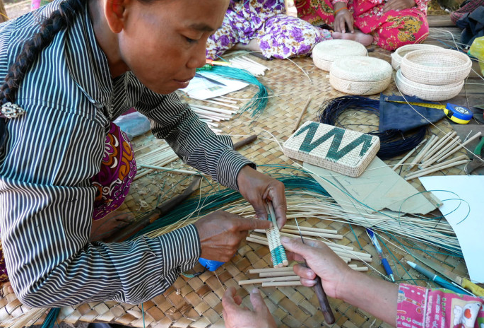 MANAVA: Transforming Female Artisans' Lives in Cambodia
