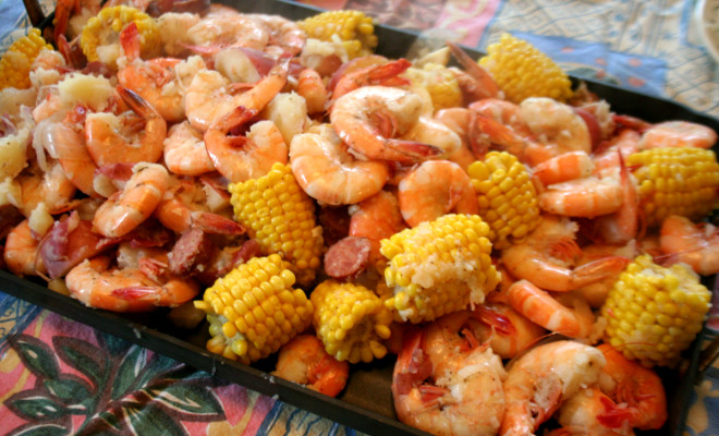 Recipe: Seafood Boil
