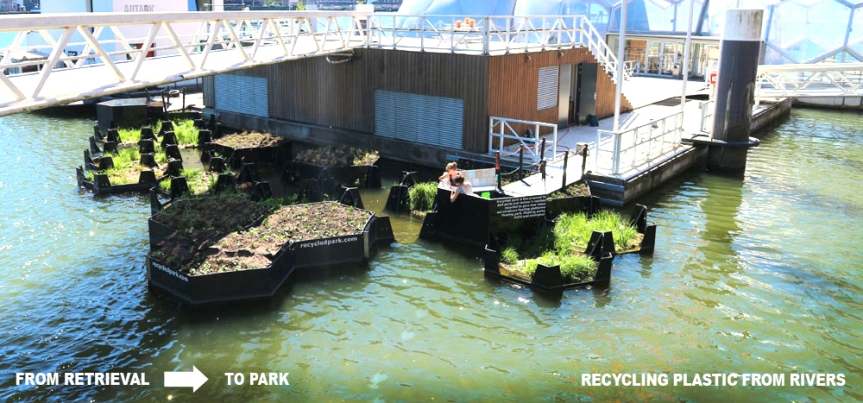 An Innovative Foundation Takes on Waste Before it Enters theOceans