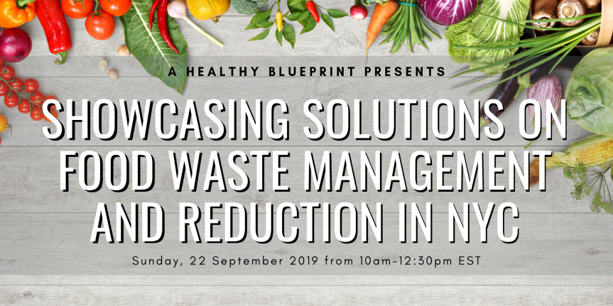 8 Organizations Showcasing Solutions on Food Waste Management and Reduction inNYC